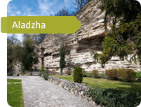 Excursion to Balchik, Aladzha Monastery