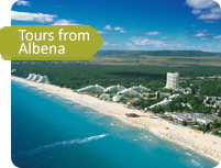 Excursions from Albena
