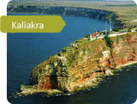 cape of Kaliakra and mussel farm
