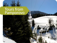 Tour from Pamporovo