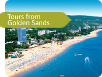 Tours from Golden Sands