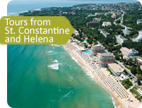 Tours from St Constantine and Helena