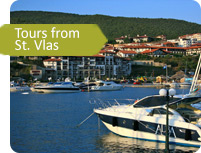 Tours from St. Vlas