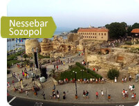 Excursion to Nessebar and Sozopol