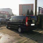Mercedes Vito Van Taxi