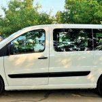 Fiat Scudo Van Transfers