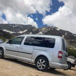 VW Caddy Sofia to Bansko Taxi