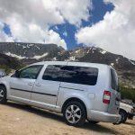 VW Caddy Sofia to Bansko Taxi