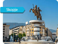Taxi Sofia - Skopje