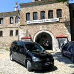 Car for transfers and taxi