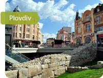 Taxi Burgas - Plovdiv