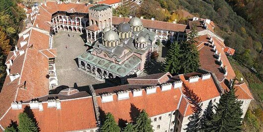 How to reach Rila Monastery from Sofia
