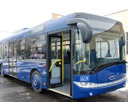 Городские автобусы в Болгарии