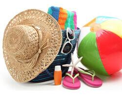 Что взять на пляж