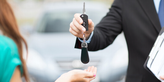 The procedure of car rental in Bulgaria