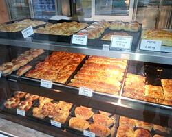 Уличная еда в Болгарии